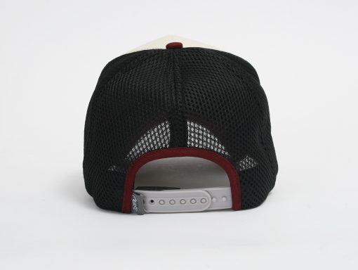 CAC04 – Maroon Black