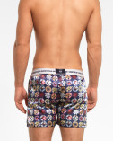 Silky style Blue Traveler boxer short by Croota