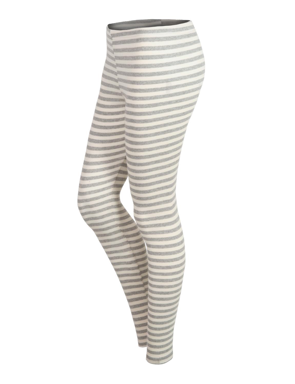 2317bad26afd0 Womens Seamless Gray Striped Leggings - Croota: Men's & Women's ...