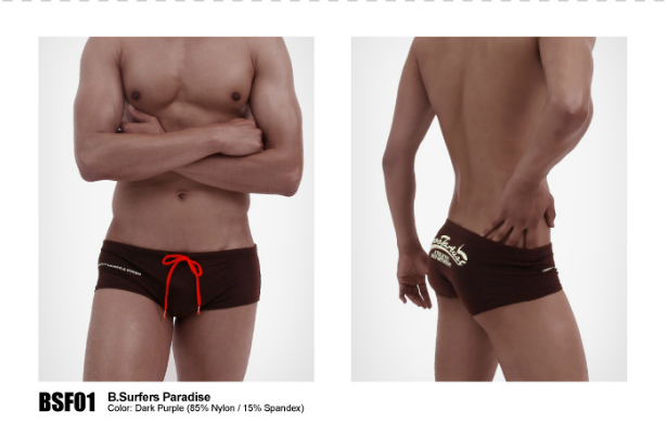 d24988100b0 BSF01 - Croota Swim Trunk - Croota: Men's & Women's Underwear