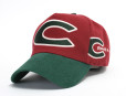 CCG02-RED GREEN BASEBALL CAP